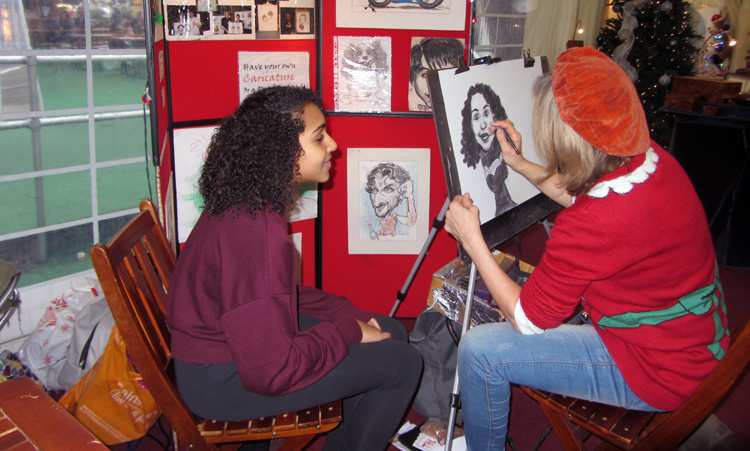 Nada the Caricaturist
